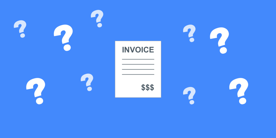 Creating professional invoices
