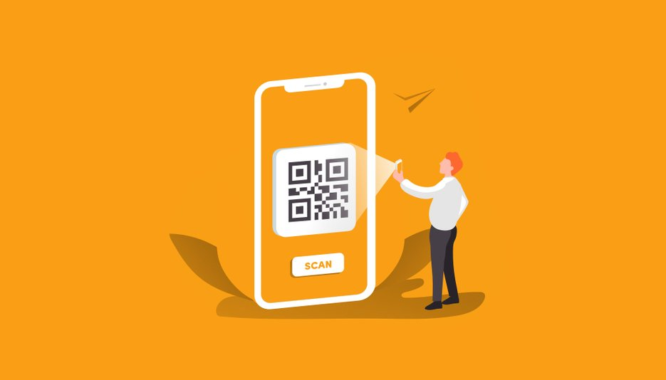 Easy invoice payments with QR codes